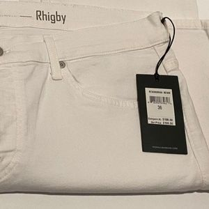 Mens Skinny Straight Jeans